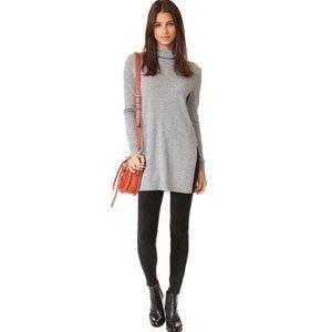 {theory} beninaty cashmere turtleneck sweater